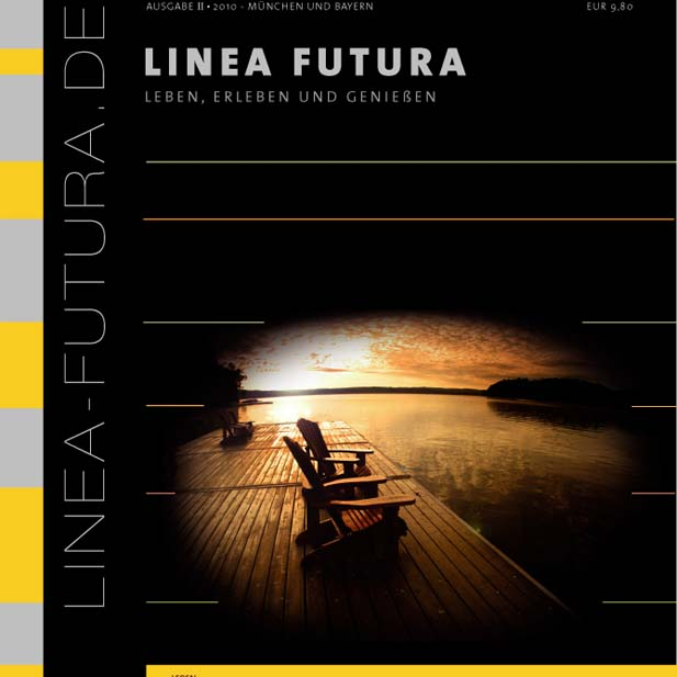 LINEA FUTURA Magazin – Ausgabe 5