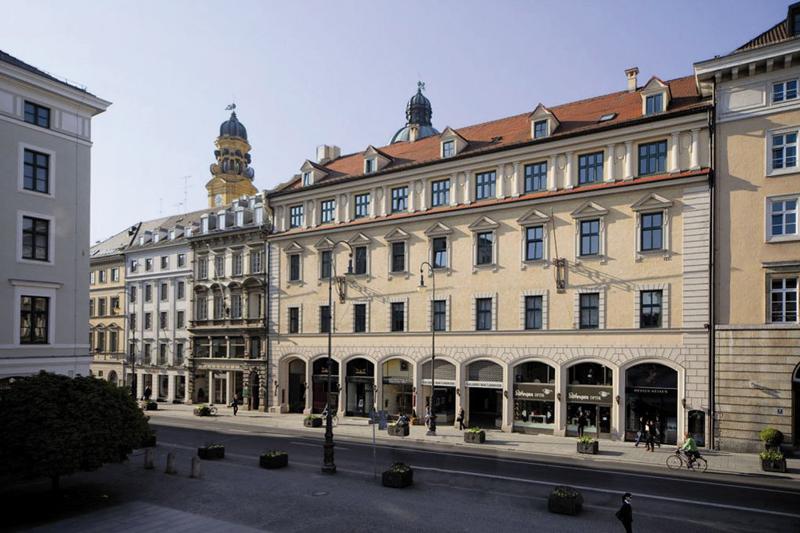 """München – """"Das Brienner Quartier"""""""