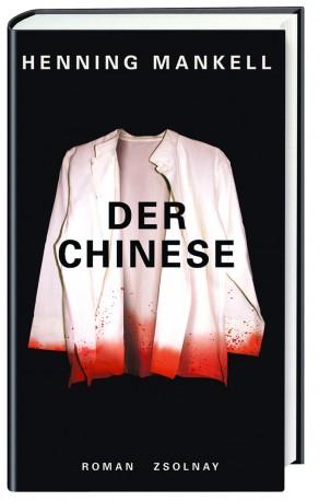 Henning Mankell, «Der Chinese» (608 Seiten/Verlag Paul Zsolnay)