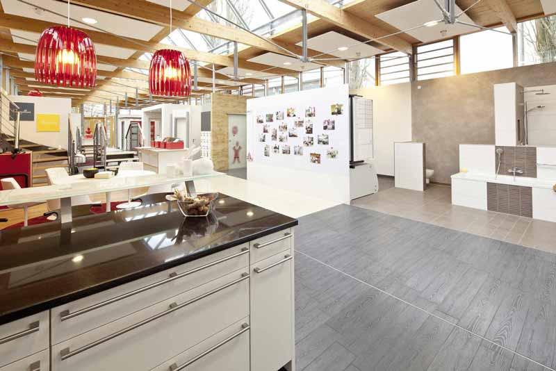 LUXHAUS GmbH & Co. KG, Georgensgmünd – Erlebbare Eigenheimwünsche