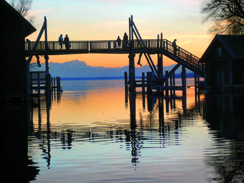 """Landkreis Starnberg – """"Dem See und der Natur so nah"""""""