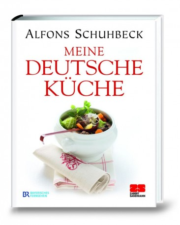 """Buchempfehlung: Alfons Schuhbeck """"Meine deutsche Küche"""""""