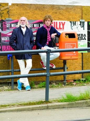 Doris Hartwich erweckt im Mann den Mann (©Doris Hartwich)