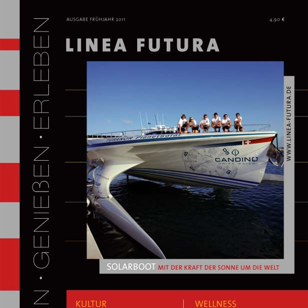LINEA FUTURA Magazin – Ausgabe 8