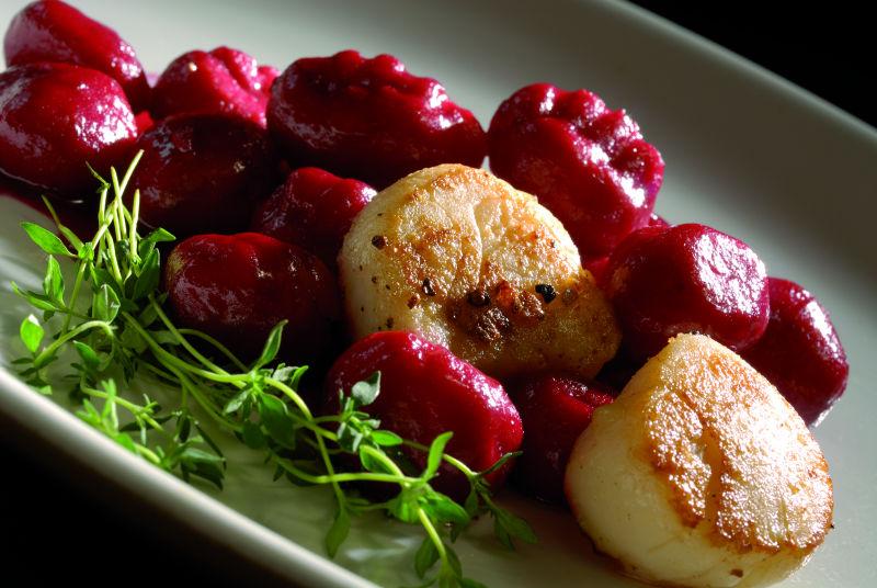 Restaurant DAS ROMANS, München – Eine Küche, die täglich bis 23.00 Uhr geöffnet ist