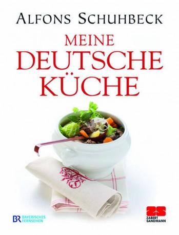 """Buchtipp: Alfons Schuhbeck """"Meine Deutsche Küche"""""""
