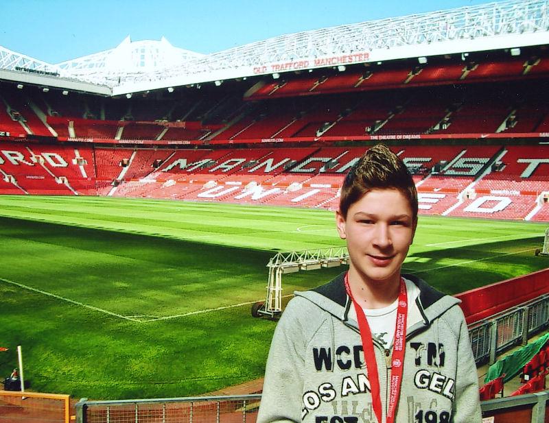 """Andreas Scheidl, Fußballer – """"Der Traum vom großen Spiel"""""""