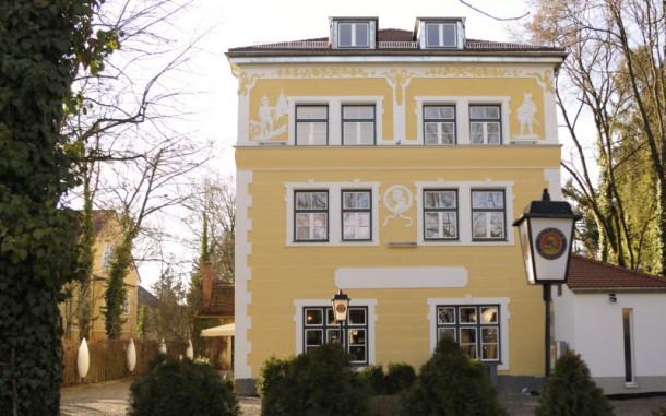 Das Menzingers von außen (Foto: Menzingers)