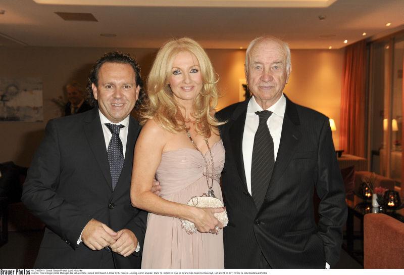 "Grand Spa Resort A-Rosa Sylt – ""Hotel des Jahres 2012"""