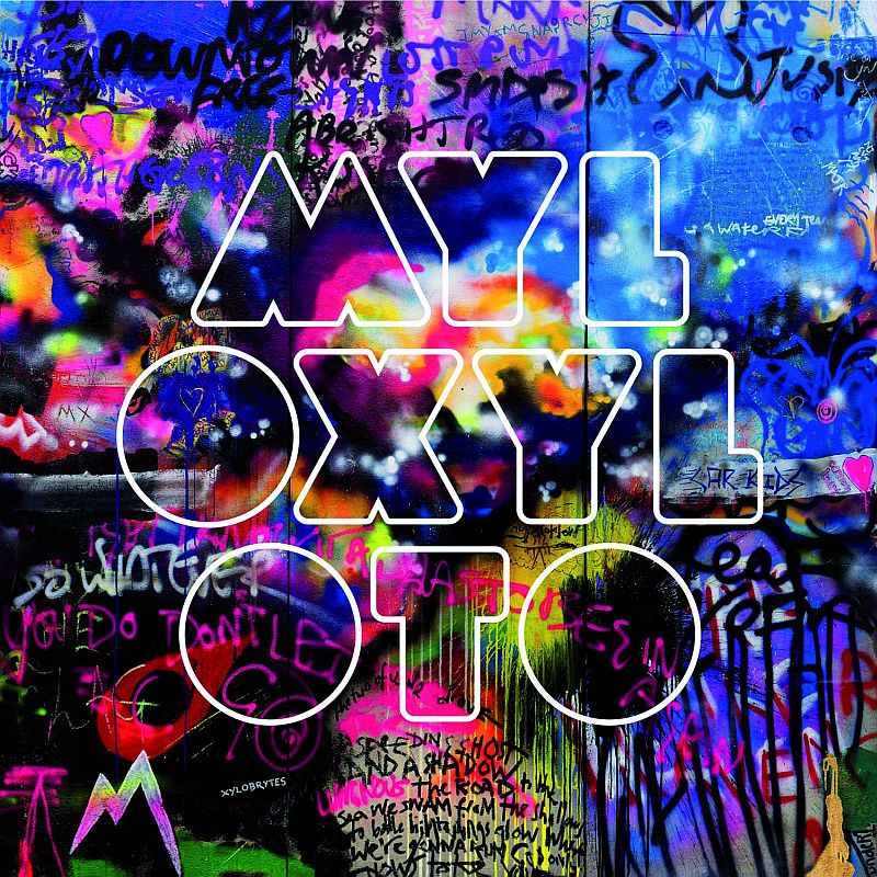 "Coldplay – ""Mylo Xyloto"""
