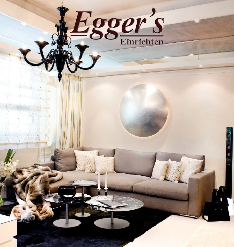 egger 39 s einrichten m nchen willkommen linea futura magazin online. Black Bedroom Furniture Sets. Home Design Ideas
