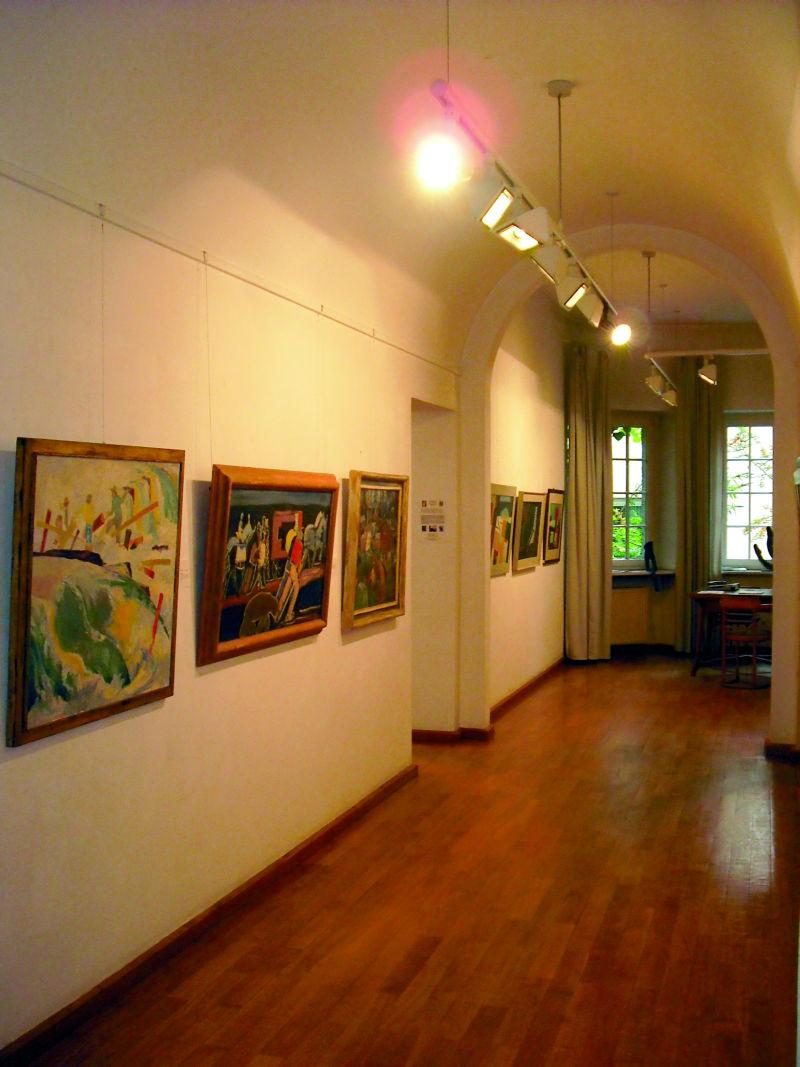 """Galerie Bernd Dürr, München – """"40 Jahre für die Kunst"""""""
