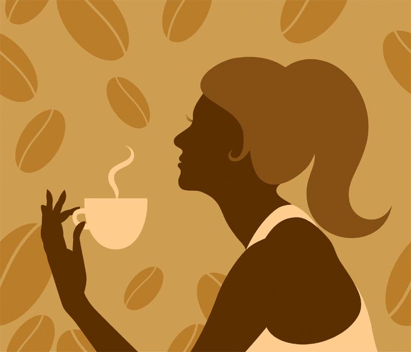 "Kaffee – ""Verführt"""
