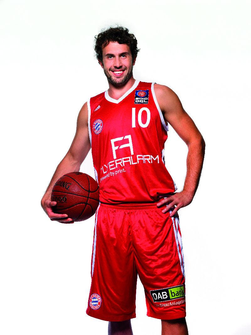 FC Bayern München Basketball – Bastian Doreth
