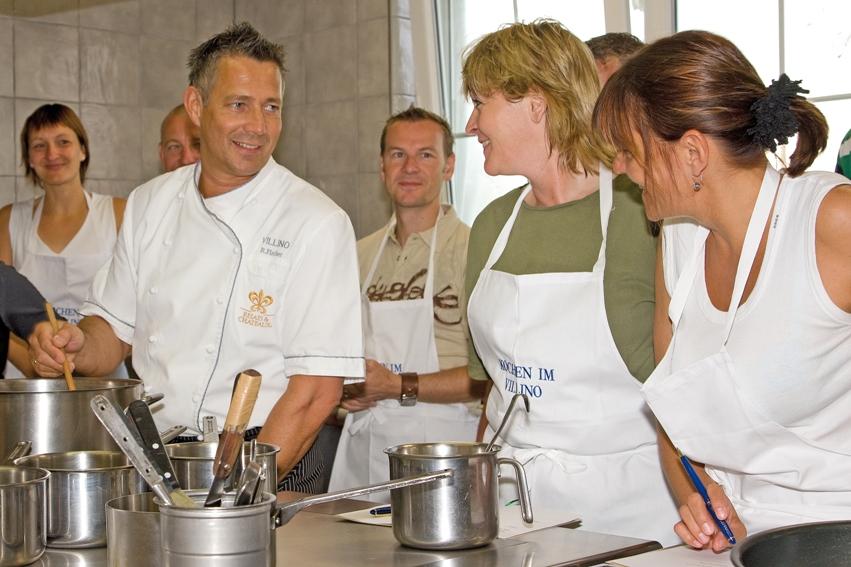 Relais & Châteaux – Kochkurskalender 2012