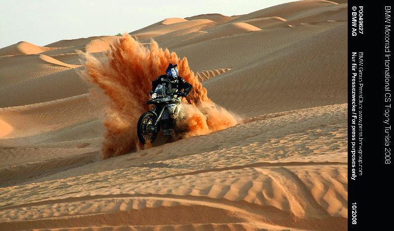 Die BMW Motorrad GS Trophy 2010 – Ein Event der Extraklasse