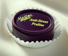 Die Anti-Stress-Praline® der Madlon Confiserie
