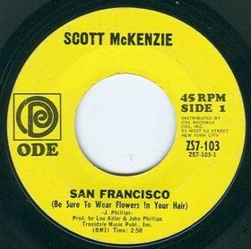 "Scott McKenzie – ""San Francisco"" (1967)"