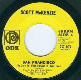 """Scott McKenzie – """"San Francisco"""" (1967)"""