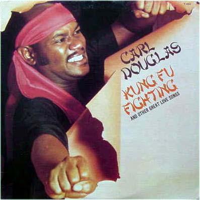 "Carl Douglas – ""Kung Fu Fighting"" (1974)"