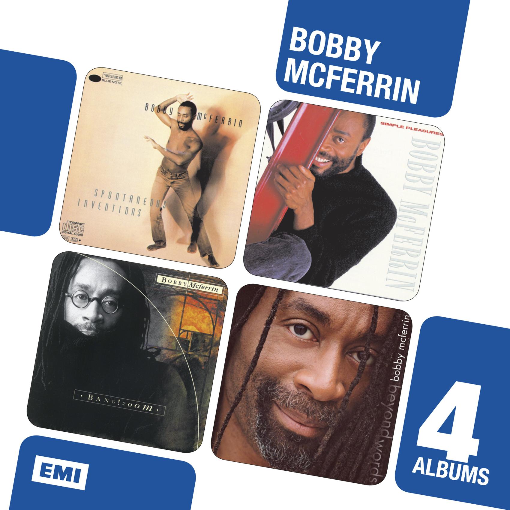 "Bobby McFerrin ""Don't Worry – Be Happy"" (1988)"