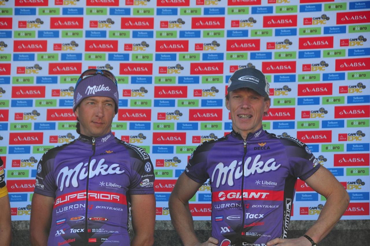 Das Milka-Superior MTB Racing Team – Auf dem Weg zur Olympiade nach London