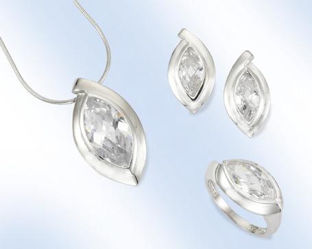 CELESTA Sterling Silber 925 – Schmuckstücke, die für zeitloses Design stehen