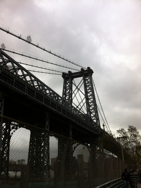 Max unterwegs in New York – Bilder vom 31.10.2012 aus Manhattan nach Wirbelsturm Sandy