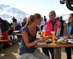 Obertauern Skigebiet Einkehr