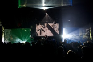 Max unterwegs in New York – Das Electronic Music Festival in Brooklyn