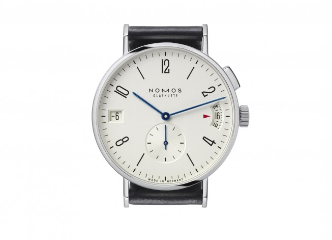 NOMOS Glashütte – Tangomat GMT Plus gewinnt den iF product design award 2013