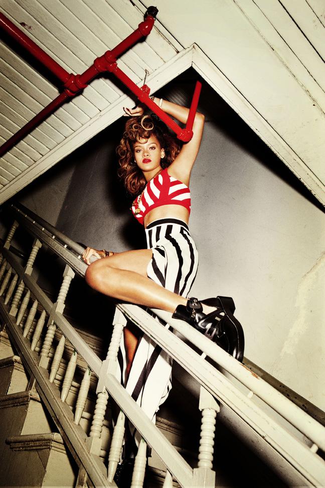 Rihanna startet ab heute unter www.rihanna7.de die 777 Fan-Aktionen