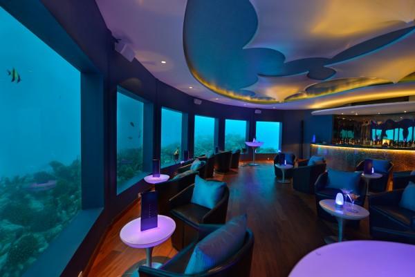 Resort Niyama: Hip-Hop fürs Herz und feiern im Subsix, dem ersten Unterwasserclub der Welt