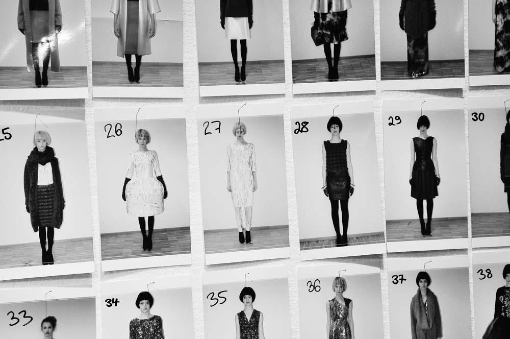 """Kilian Kerner, Berlin – Seine Herbst-/Winterkollektion 2013/2014 heißt """"Erzähl mir wie du heißt – A story about sculptures and human beings"""""""