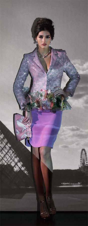 Gabriele Blachnik, München – Die brillante Frühjahr/Sommer Couture 2013