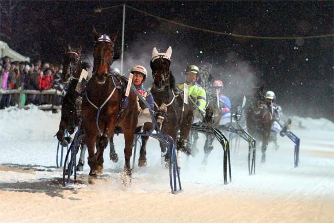 Austrian Winter Trophy in Kirchberg – Der Finnische Spitzenfahrer Jorma Kontio fuhr den Sieg ein