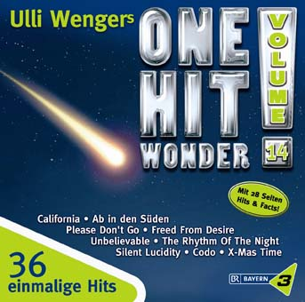 BAYERN 3 – Ulli Wengers One-Hit-Wonder – Volume 14