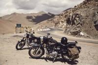 Indien mit dem Motorrad