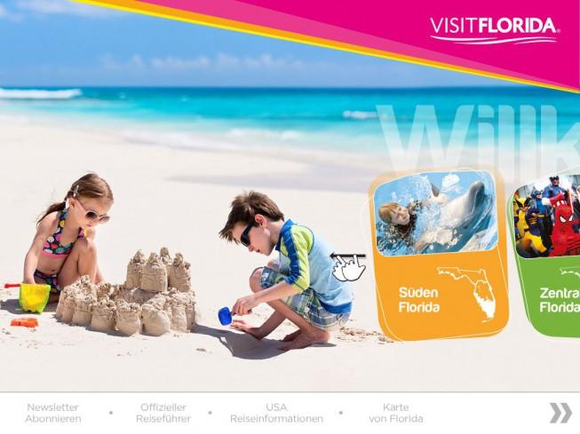 Florida – Mit VISIT FLORIDA Reise-App auf Tour